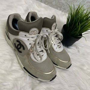 CHANEL Sneakers 2012